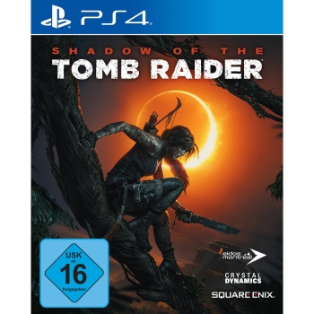 Shadow of the Tomb Raider Standard-Edition, Sony PS4