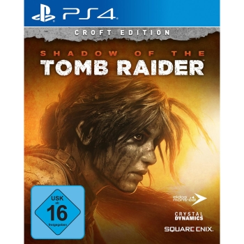 Shadow of the Tomb Raider Croft Edition, Sony PS4