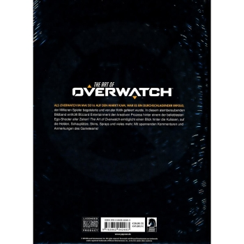 Overwatch, Artbook Deutsch