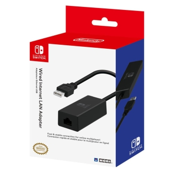 Hori Nintendo Switch LAN-Adapter NSW-004U