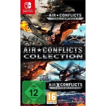 Air Conflicts: Double Pack, Switch