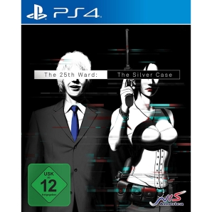 The 25th Ward: The Silver Case, Sony PS4