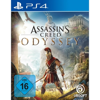 Assassins Creed Odyssey Standard Edition, Sony PS4