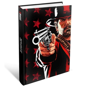 Red Dead Redemption 2, offiz. Dt. Lösungsbuch Collectors Edition