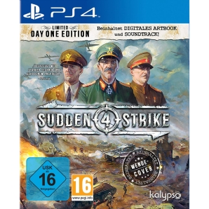 Sudden Strike 4 Day One Edition, Sony PS4