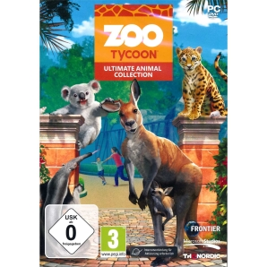 Zoo Tycoon: Ultimate Animal Collection, PC